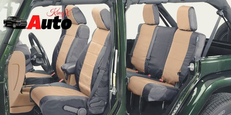 Benefits of Using Jeep Wrangler Seat Covers