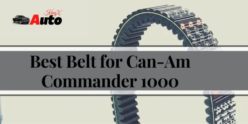 Best Belt for Can-Am Commander 1000