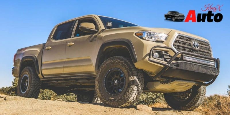 How Can You Choose the Suspension Lift for Tacoma