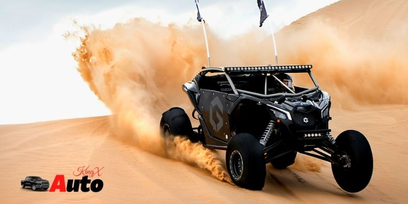 How Should You Choose The Best Sand Tires For The Can Am Maverick X3