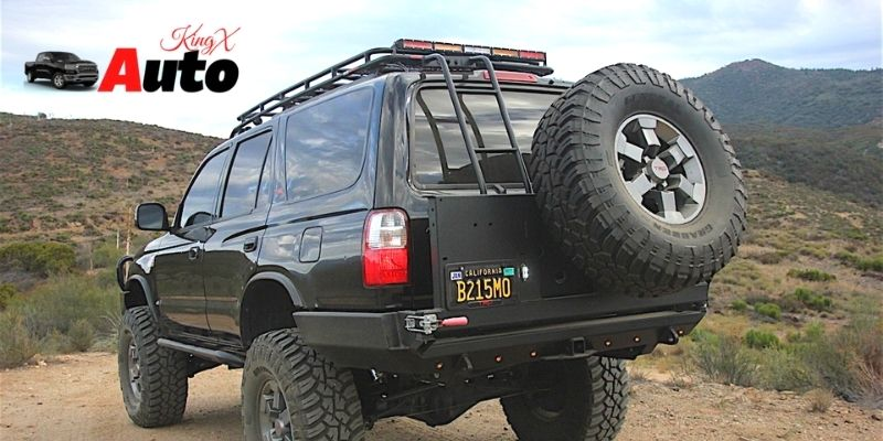 How to Pick the Best Tires for 3rd Gen 4Runner