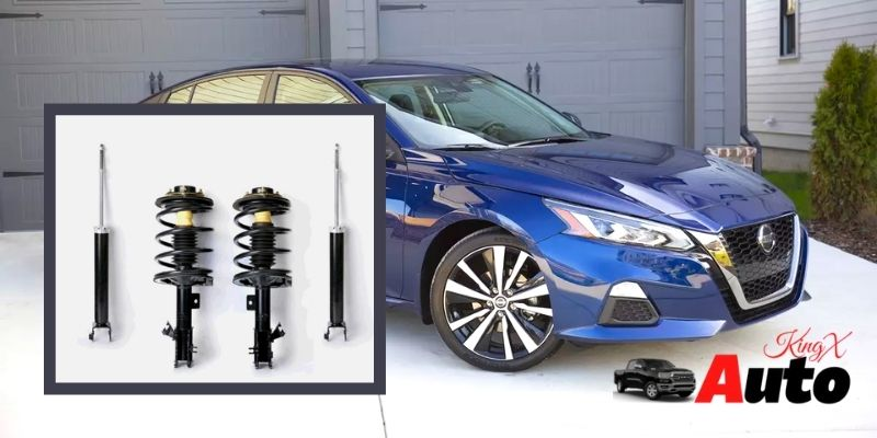 How To Pick the Top Struts for Nissan Altima