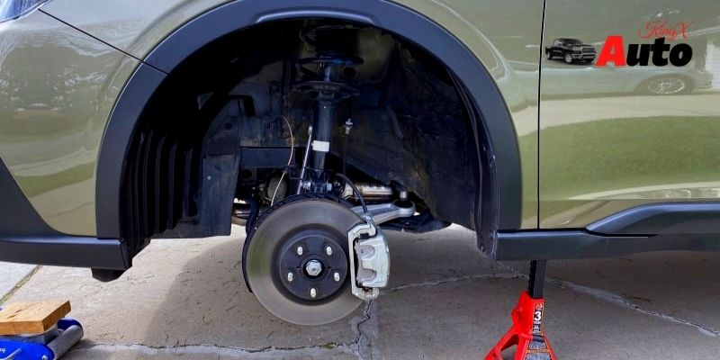 How To Replace Subaru Outback Front Struts