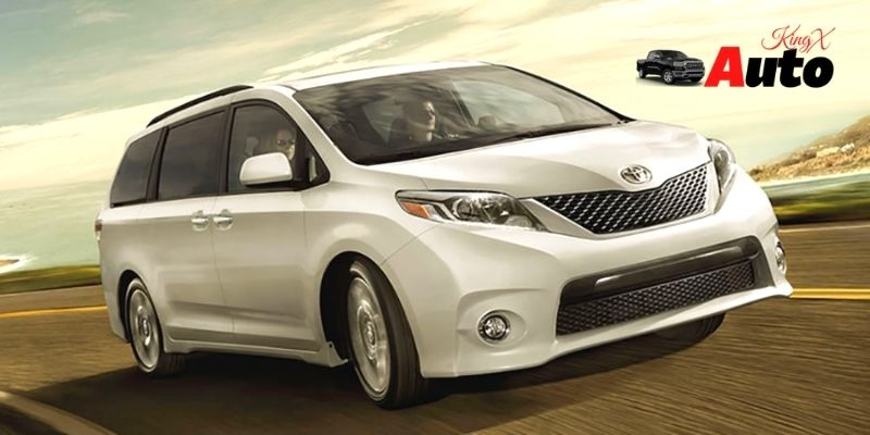 What To Look When You Are Choosing Tires For The Toyota Sienna 2015